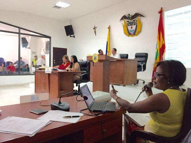 Betty Concejo de Barranquilla